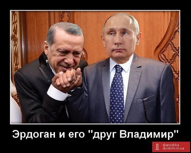 Як Ердоган зробив з Путіна жінку, а китайці віддали російські танки українцям - фото 11