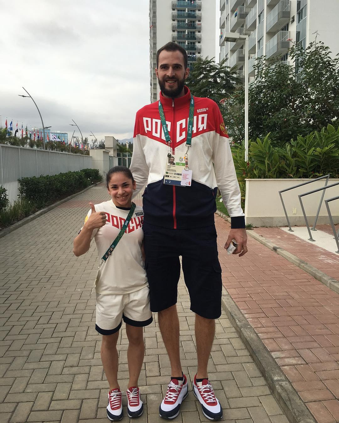 Як виглядають найдивніші росіяни на Олімпіаді в Ріо - фото 1