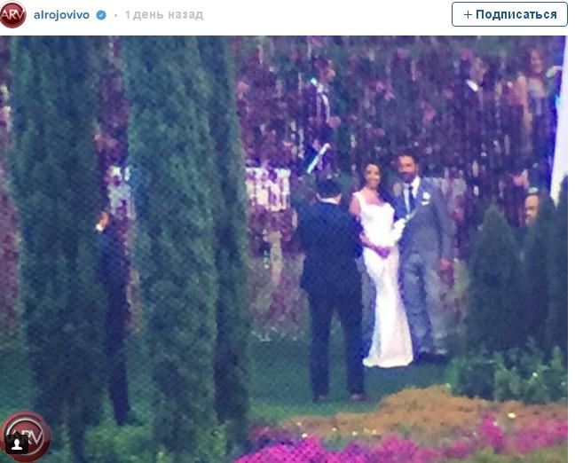 Єва Лонгорія вийшла заміж за медіамагната - фото 1
