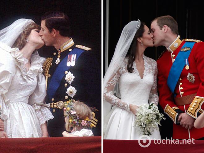 Як Кейт Міддлтон косить під принцесу Діану - фото 29