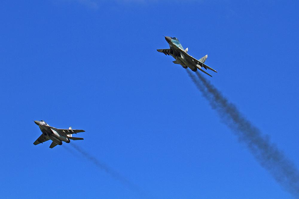 На Ширлані бомбили ворожий аеродром - фото 1