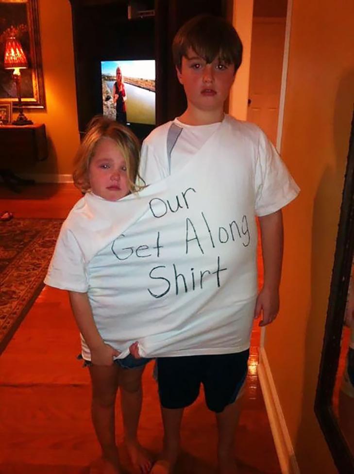 25 батьків з відмінним почуттям гумору - фото 11