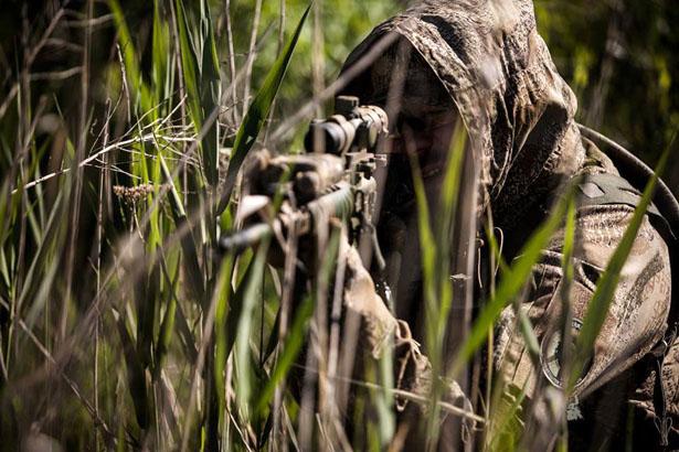 Зброя Укропів: Одяг-невидимка для ЗСУ - фото 3