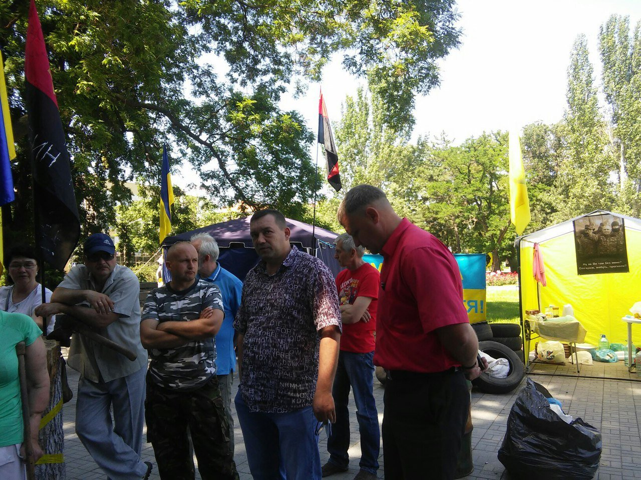 Миколаївські активісти вимагають призначити голову ОДА протягом тижня - фото 3