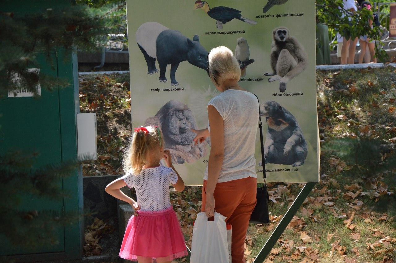 Як звірі у Миколаївському зоопарку поздоровляли городян з Днем міста - фото 10