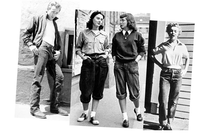 Еволюція джинсів - фото 3