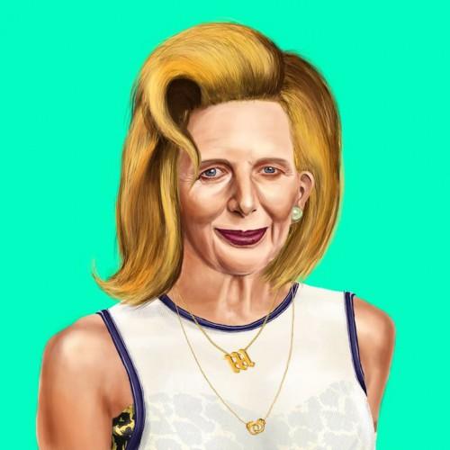Як би виглядали відомі політики, якби були хіпстерами  - фото 2