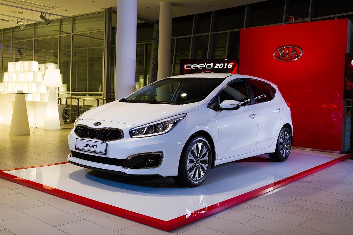 В Україні розпочинаються продажі оновленого Kia cee'd - фото 2