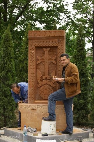 На Закарпатті встановлять меморіальний знак у пам'ять про геноцид вірмен (ФОТОФАКТ) - фото 1