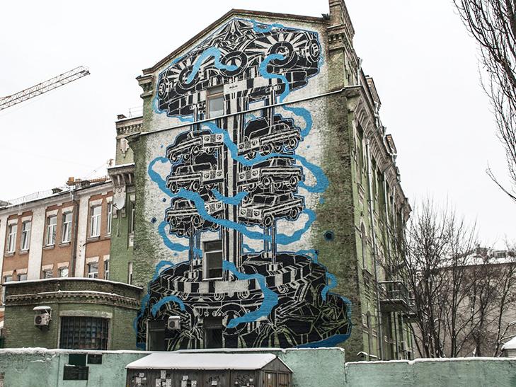 Усі мурали Києва - фото 46