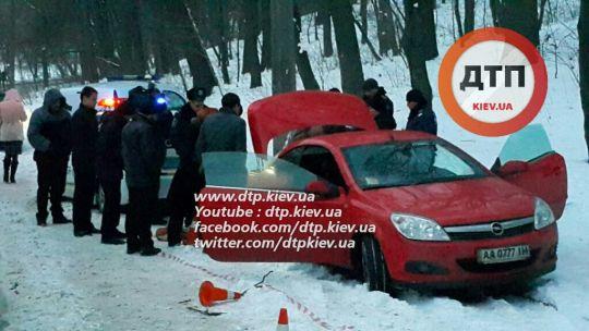 У Києві з рушниці застрелився банкір (ФОТО, ВІДЕО 18+) - фото 1