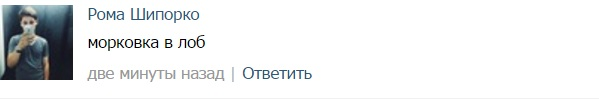 """""""Морковка в лоб"""": Як українці відреагували на звіт Яценюка - фото 1"""