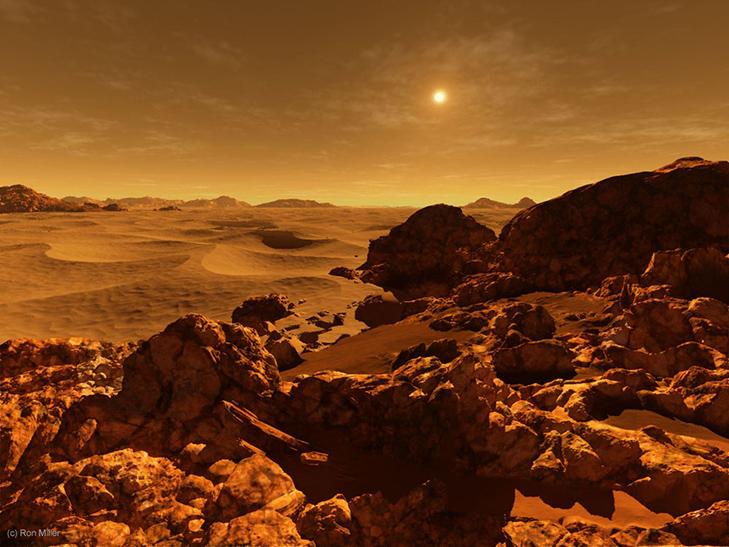 Як виглядає світанок на інших планетах - фото 7