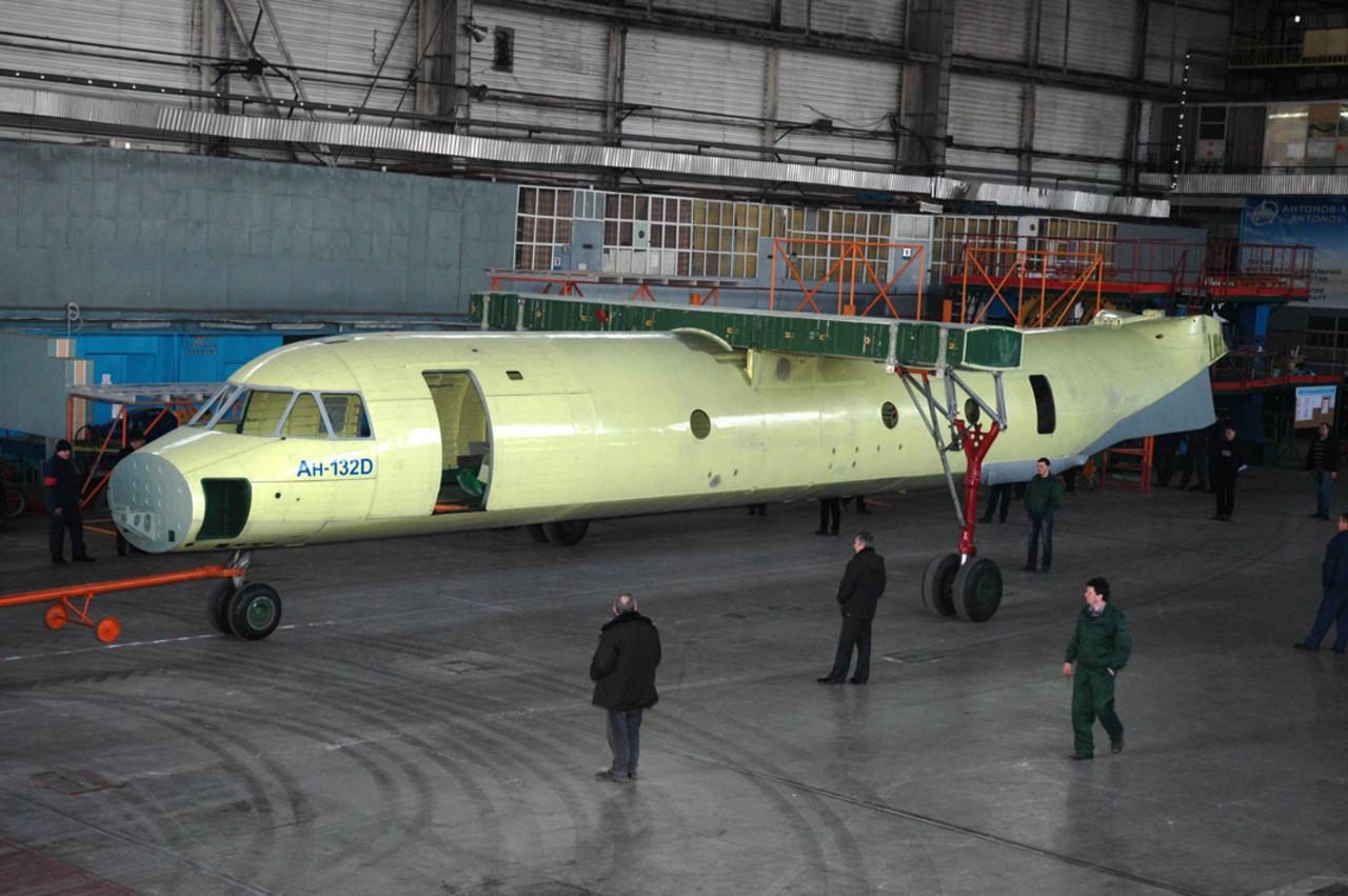 """""""Антонов"""" побудує новий літак без російських деталей вже цього року - фото 1"""