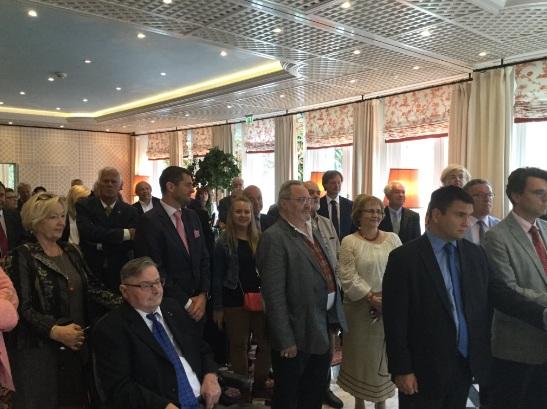 Почесне консульство України відкрилося у Зальцбургу - фото 1