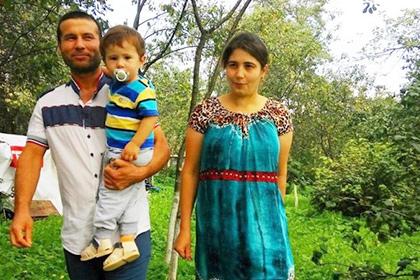 Семья мигрантов изТаджикистана сменит имя своему сыну сРасула на В. Путина