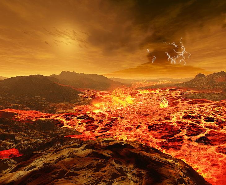 Як виглядає світанок на інших планетах - фото 2