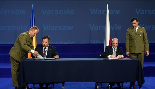 Україна та Польща підписали угоду про постачання зброї та техніки - фото 1