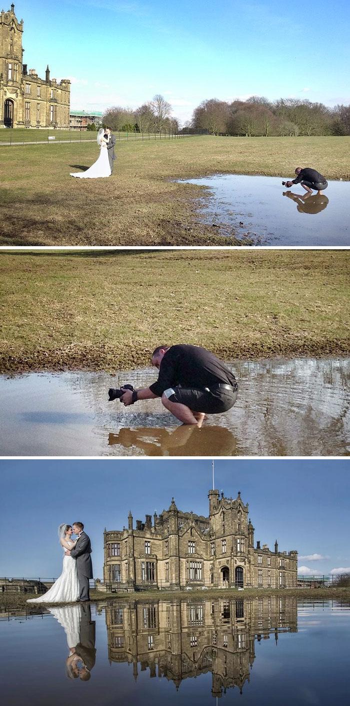 ТОП-8 весільних фотографів, яким доводиться лізти в багнюку і під спідницю - фото 1