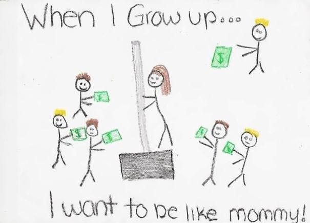 ТОП-10 дитячих кумедних малюнків, на яких щось пішло не так - фото 1