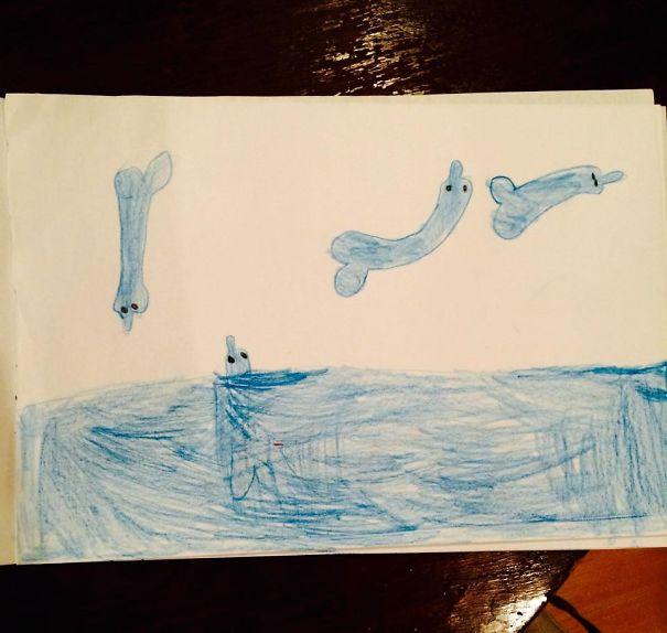 ТОП-10 дитячих кумедних малюнків, на яких щось пішло не так - фото 4