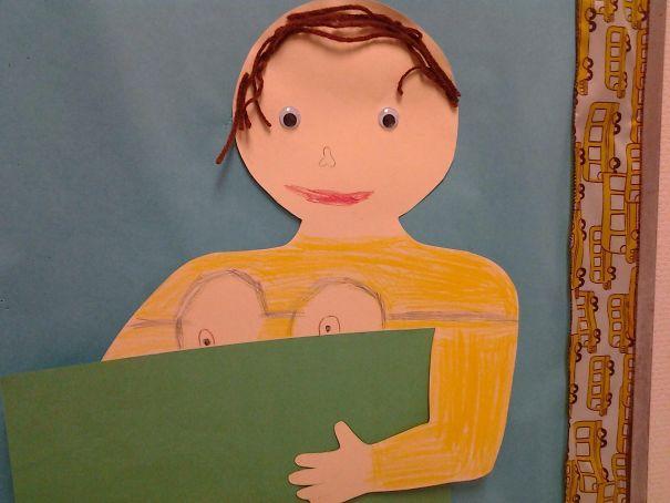 ТОП-10 дитячих кумедних малюнків, на яких щось пішло не так - фото 9