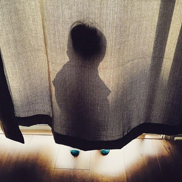 """ТОП-10 світлин дітей, які """"добре"""" заховалися  - фото 7"""