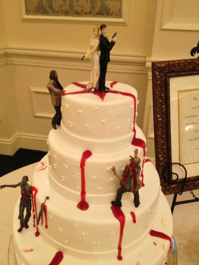 Немовлята в крові і голови наречених: ТОП-22 трешевих тортів - фото 12