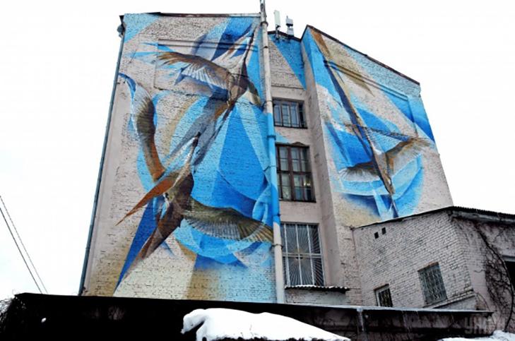 Усі мурали Києва - фото 44