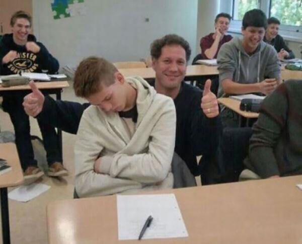 ТОП-20 фото про найкрутіших в світі вчителів - фото 17
