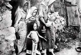7 найстрашніших голодоморів останніх століть - фото 2