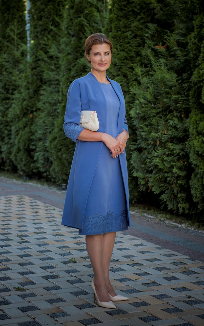 Два роки першої леді України Марини Порошенко - фото 1
