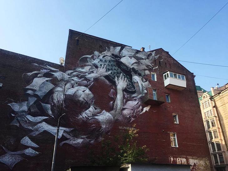 Усі мурали Києва - фото 13