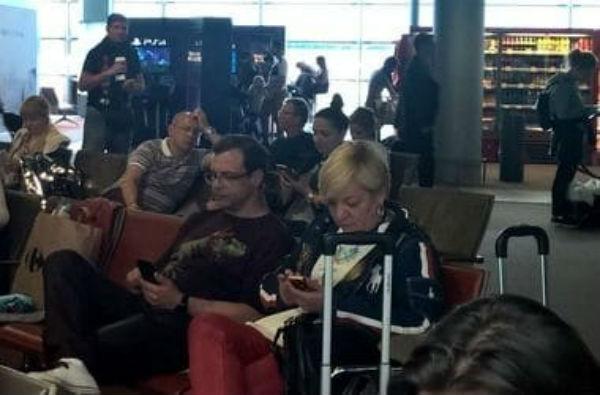На травневі Гонтарева літала в Париж, а Яценюк в Польщу - фото 1