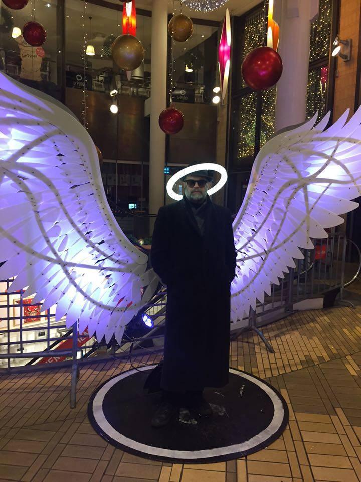 Гребенщиков перетворився на янгола - фото 1