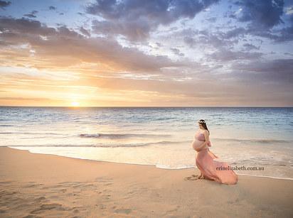 Як виглядає австралійка, яка вагітна п'ятьма малюками  - фото 2