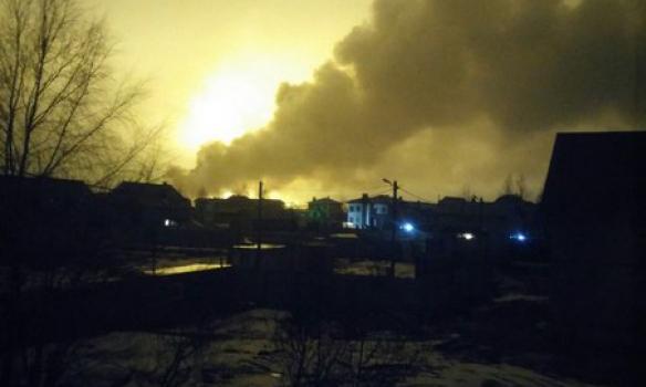 Як палають харчі під Санкт-Петербургом - фото 3