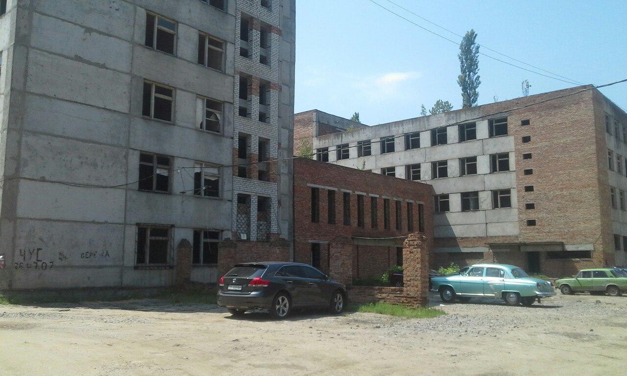У Миколаєві недобудову, де знайшли Макар, хочуть перетворити на університетську клініку