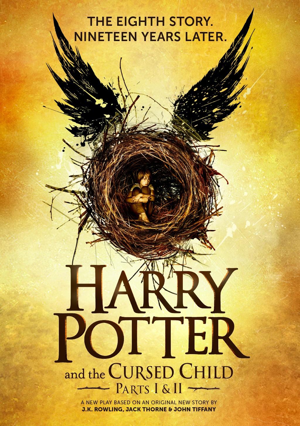 """ТОП-15 фактів про нову книгу """"Гаррі Поттер і прокляте дитя"""" - фото 5"""