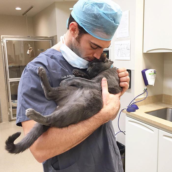 Як виглядає найгарячіший ветеринар, заради якого ви б точно завели тваринку - фото 7