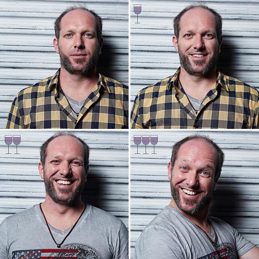 Як виглядають люди після 1, 2 та 3 келихів вина - фото 7