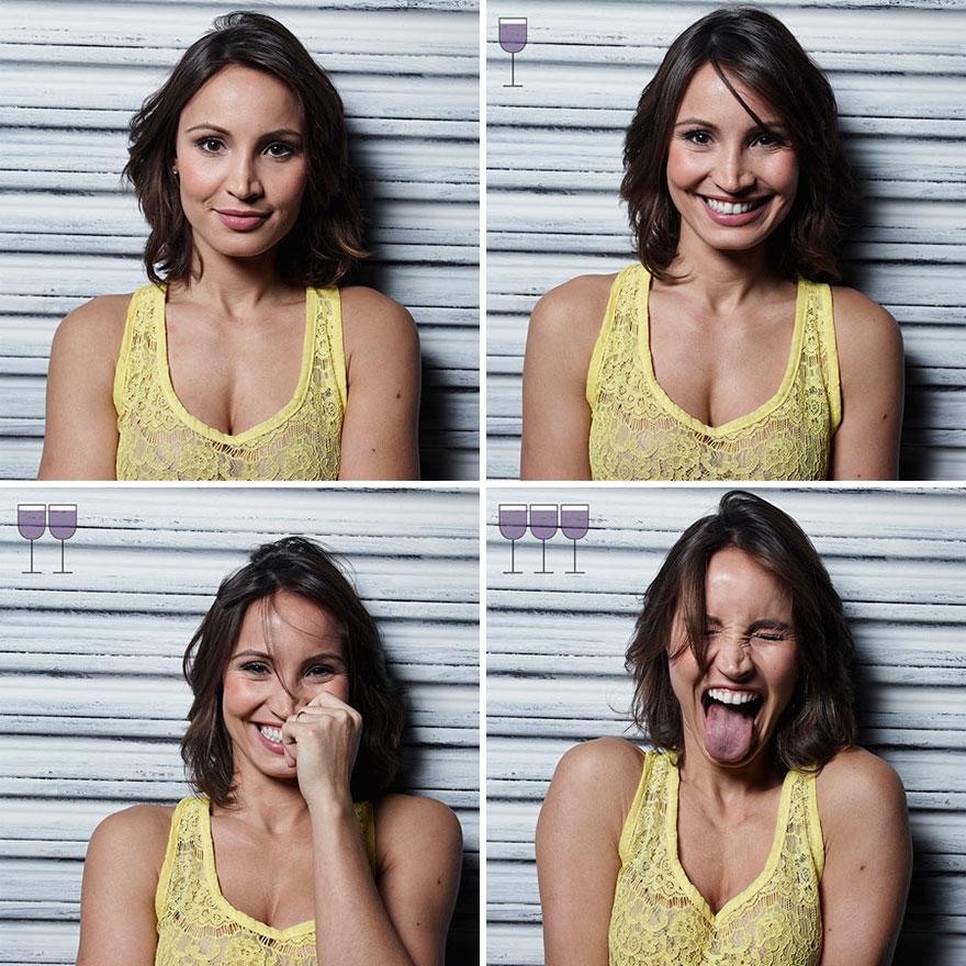 Як виглядають люди після 1, 2 та 3 келихів вина - фото 6
