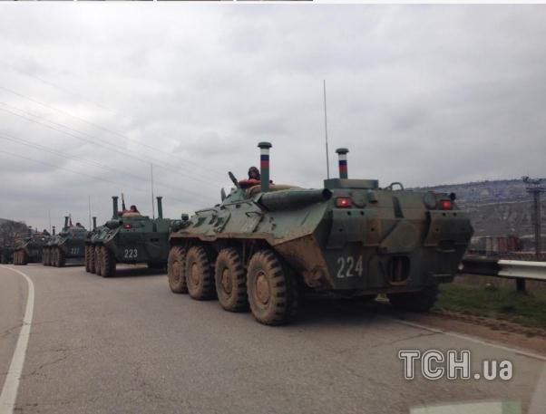 Хроніки окупації Криму: російські війська пішли в наступ - фото 5
