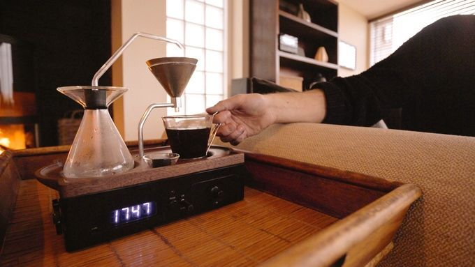 Британці спроектували будильник, який варить свіжу каву - фото 1