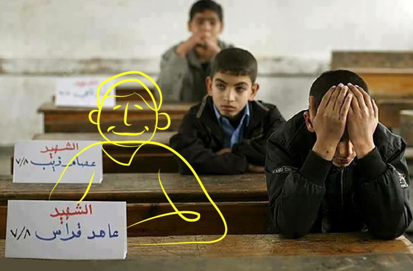 Турецький митець показав, як війна в Сирії вбила дитячі мрії - фото 1