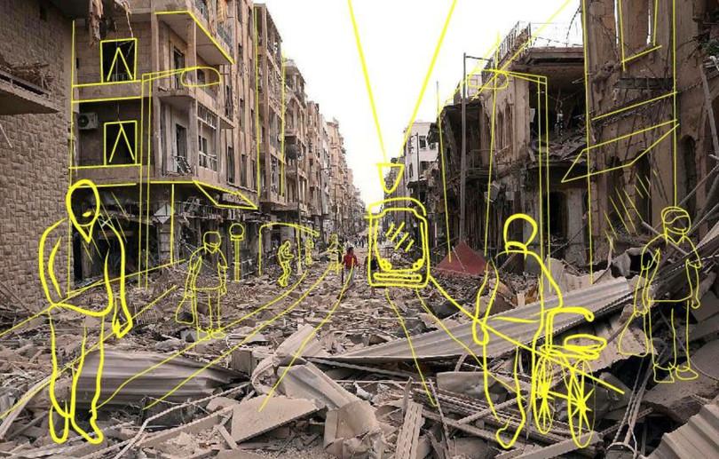 Турецький митець показав, як війна в Сирії вбила дитячі мрії - фото 3