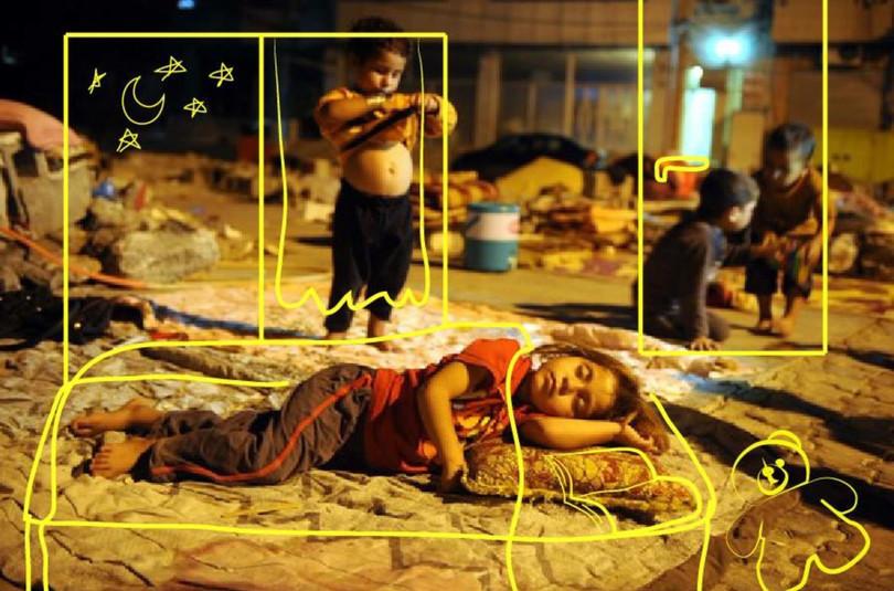 Турецький митець показав, як війна в Сирії вбила дитячі мрії - фото 5