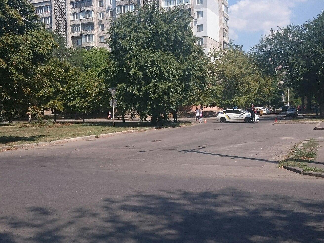 У центрі Миколаєва повідомили про замінування 16-поверхівки