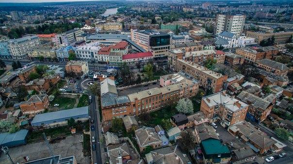 Вінничанам показали, як виглядає місто з висоти пташиного польоту - фото 4
