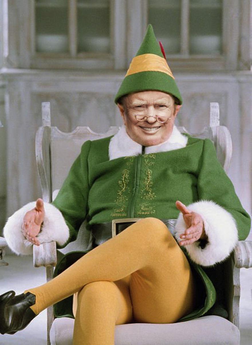 Як Трампа та Путіна потролили різдвяними фільмами  - фото 8